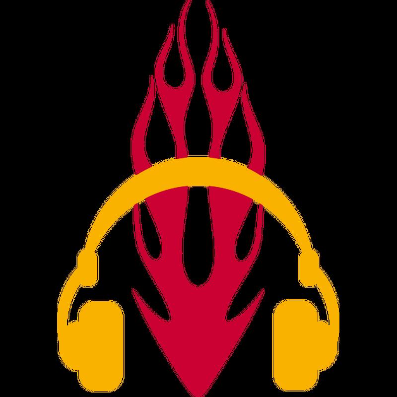 Noise Kopfhörer Flamme