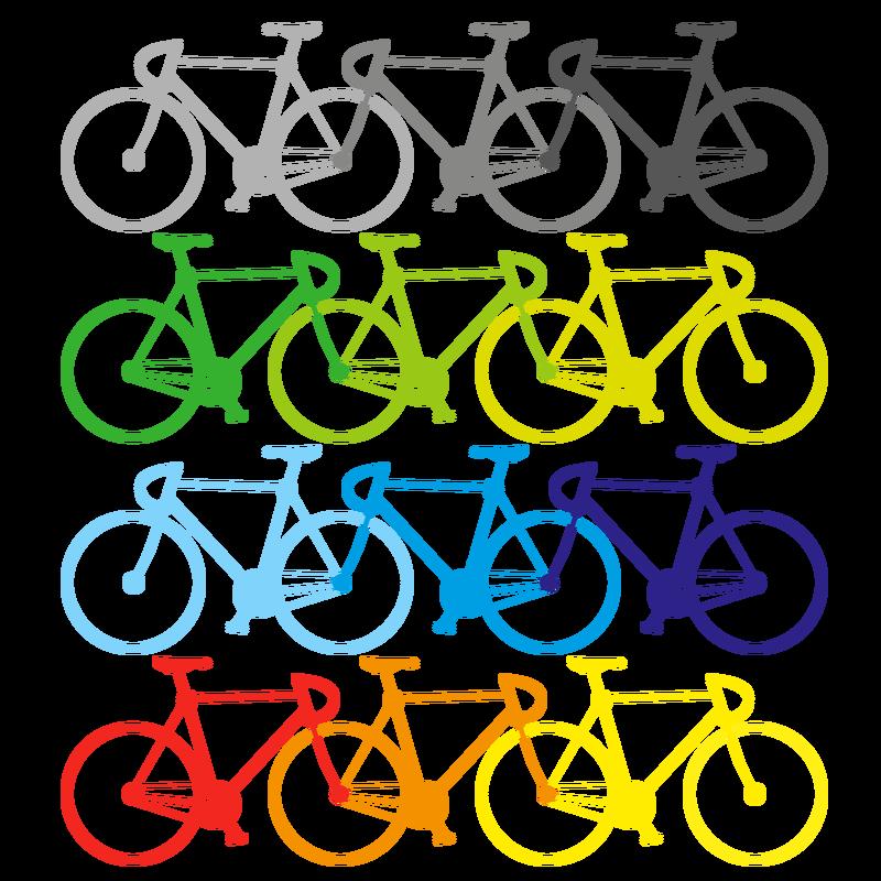 Rad Fahrrad Sommer Urlaub