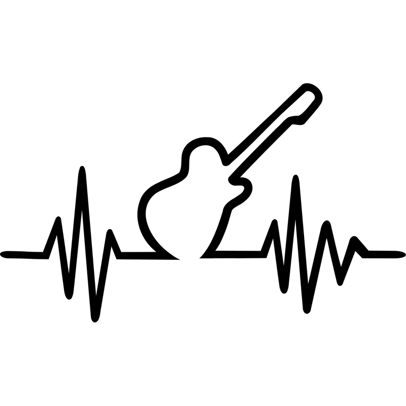 E-Gitarre Frequenz