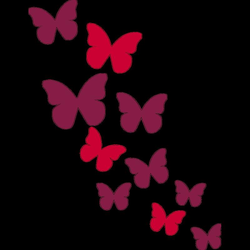 Schmetterlinge Design