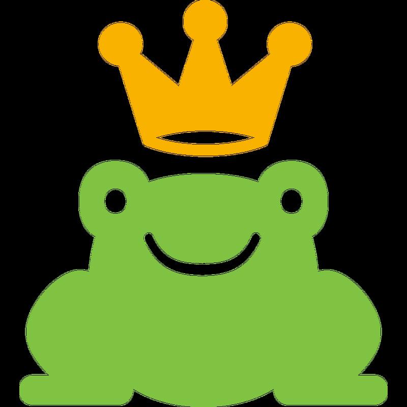 Frosch Krone