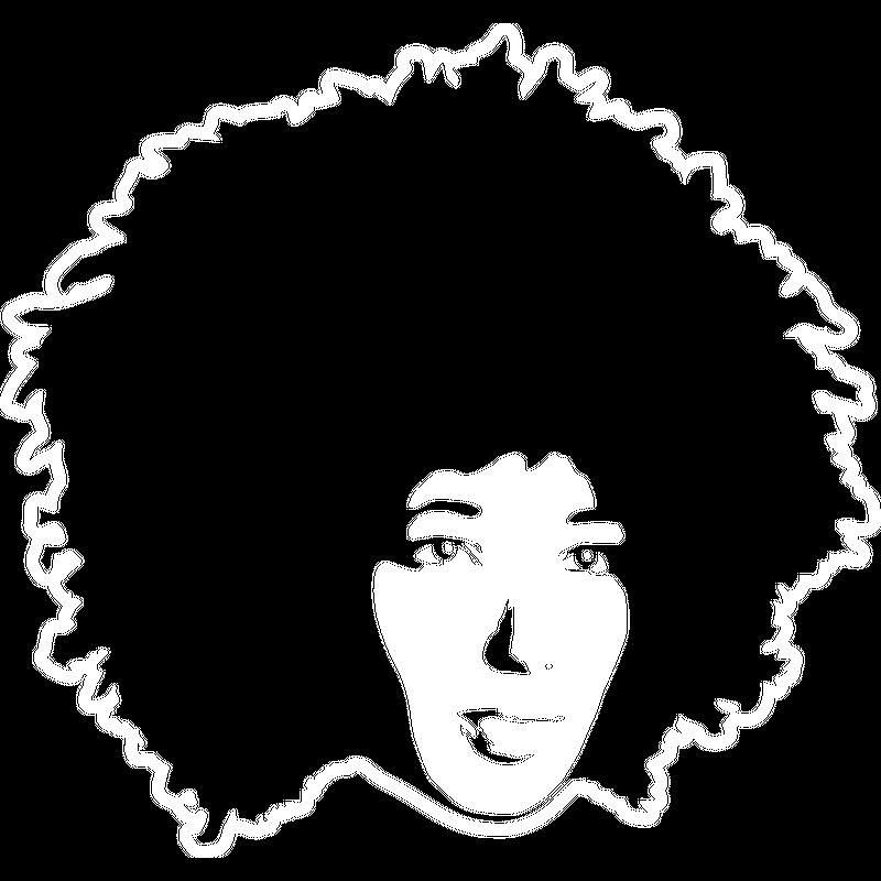 Afro Schönheit