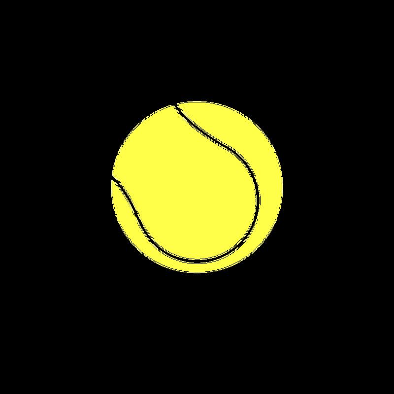 Siegerkranz Tennis
