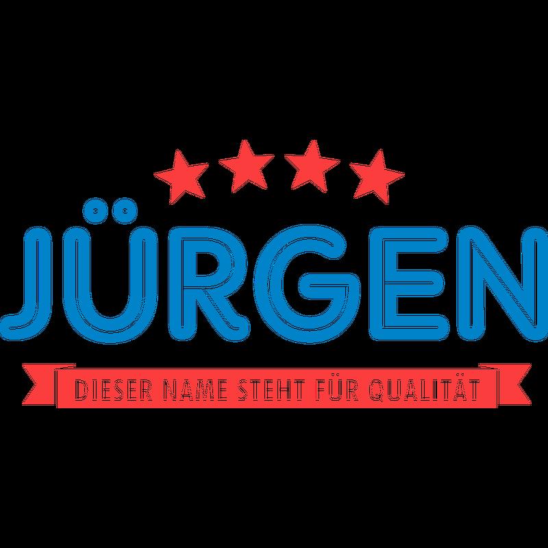 Jürgen steht für Qualität