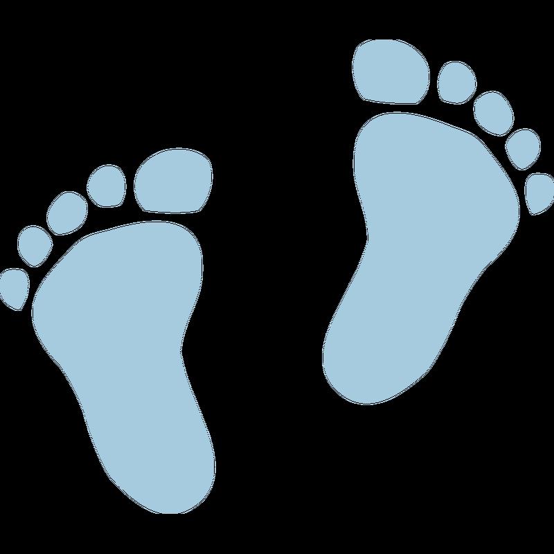 Baby-Füße - Baby Fuß - Schwangerschaft