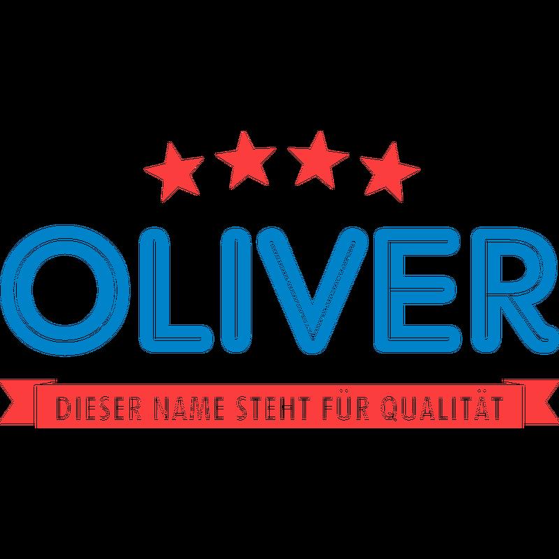 Oliver steht für Qualität