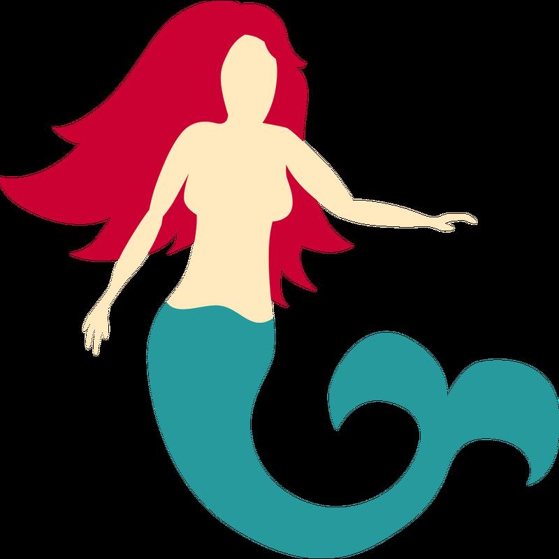Meerjungfrau Nixe