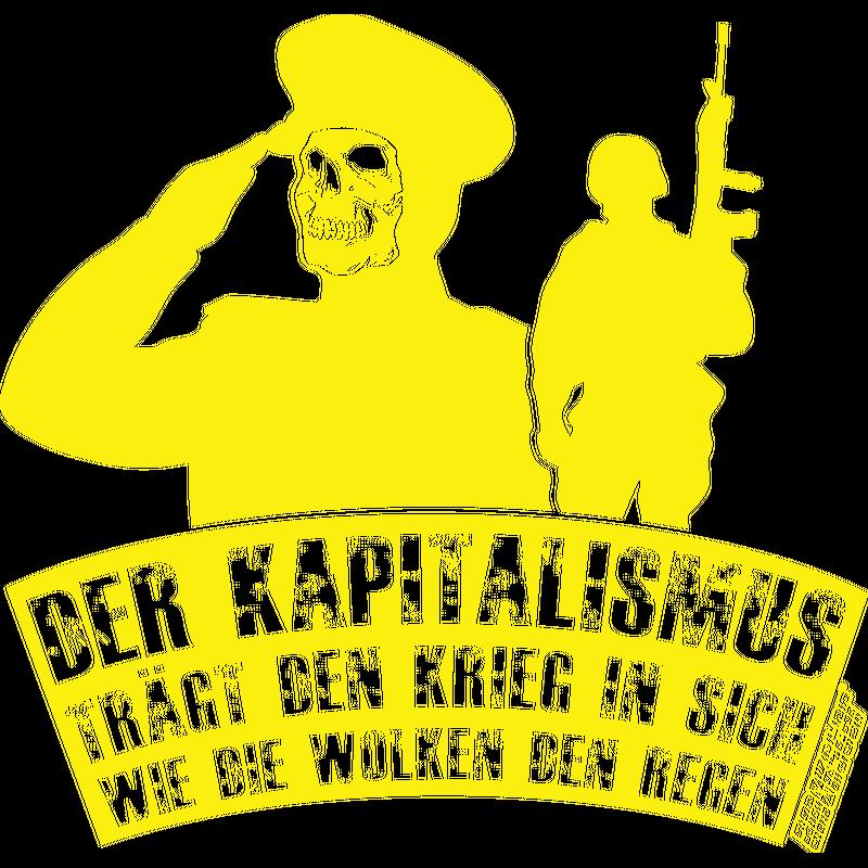 Der Kapitalismus trägt Krieg in sich, Amokstar ™
