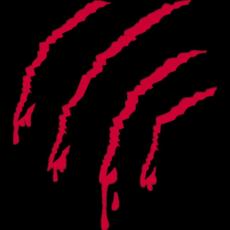 Kratzer Verletzung Blut Tatze