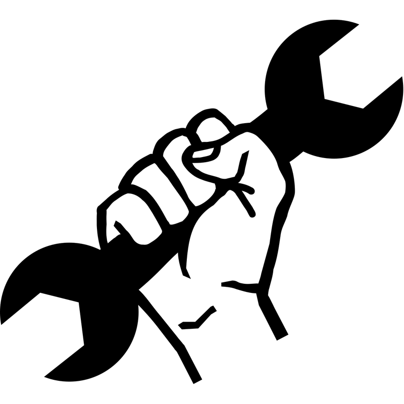 Mechaniker Schraubenschlüssel