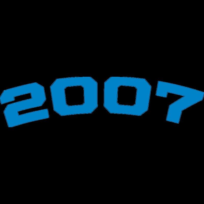 Geburtsjahr 2007