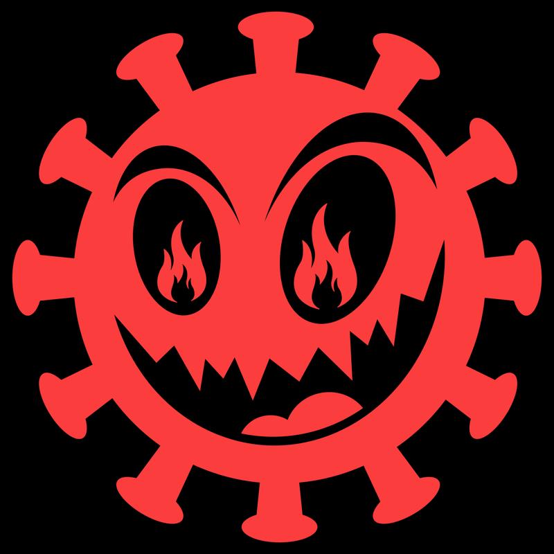 Corona Fire Virus