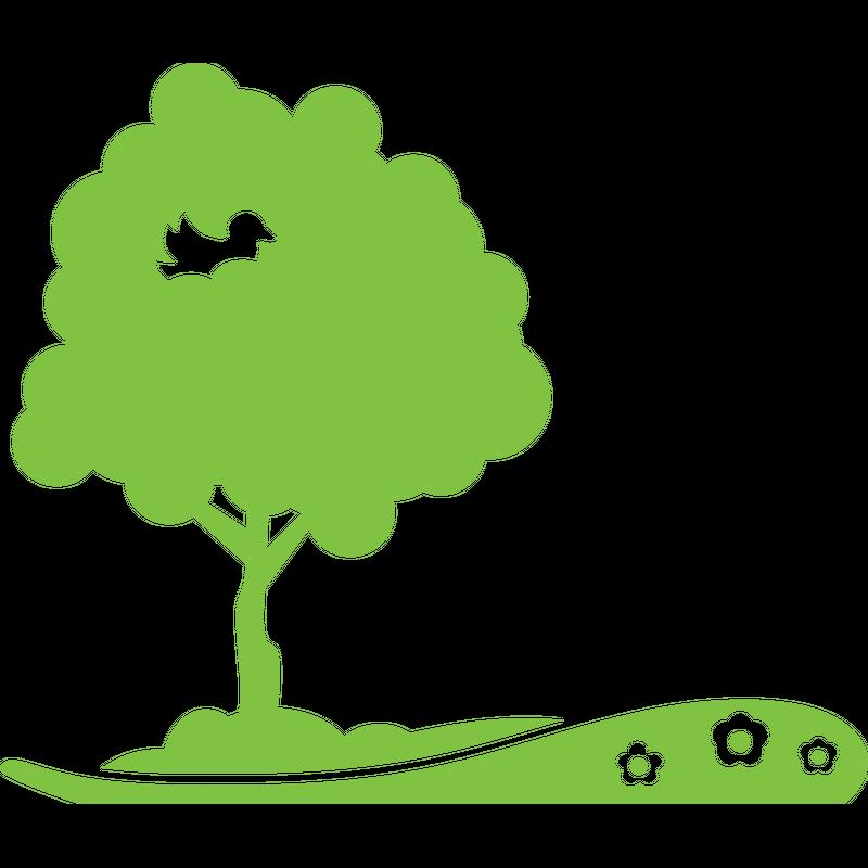 Grüne Natur