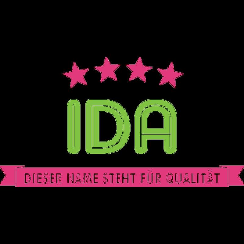 Ida steht für Qualität