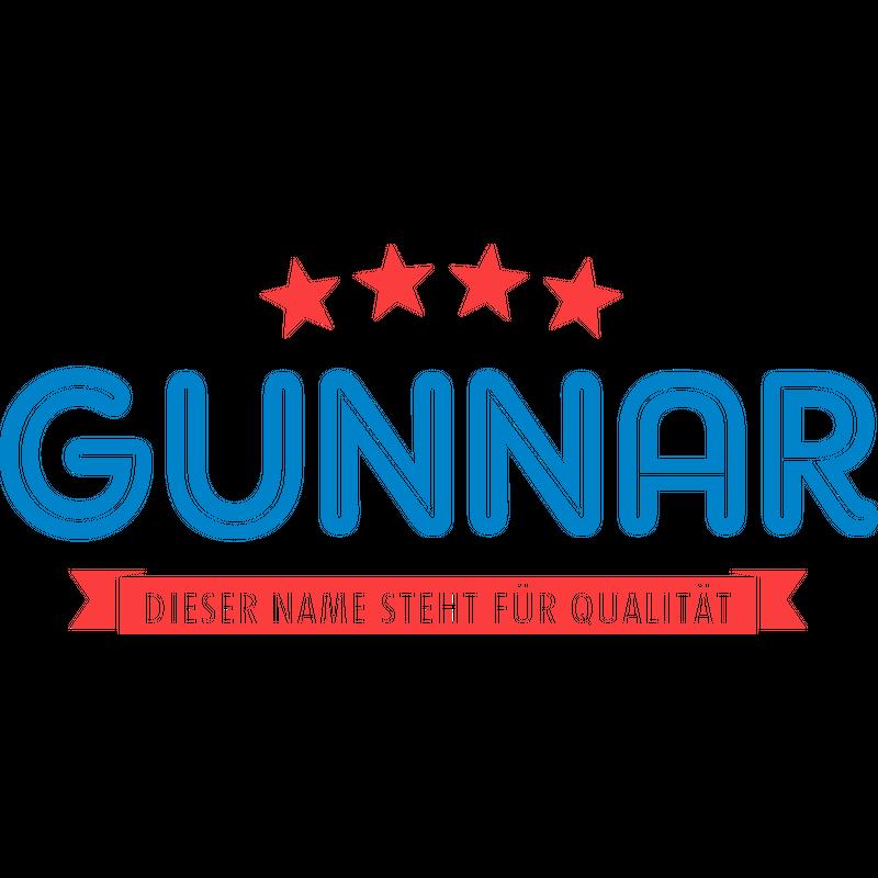 Gunnar steht für Qualität