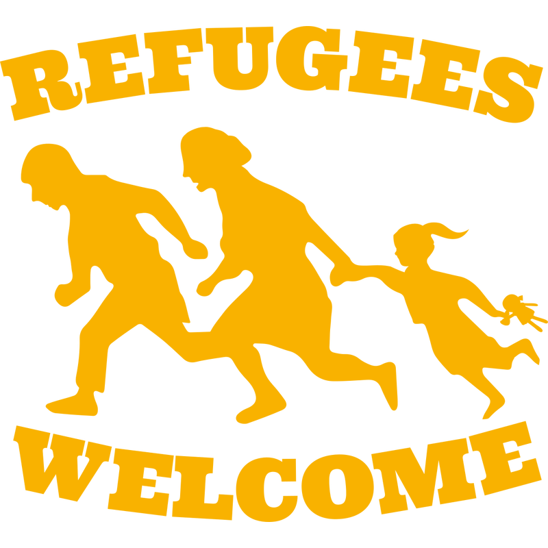 Refugees Welcome - Asyl