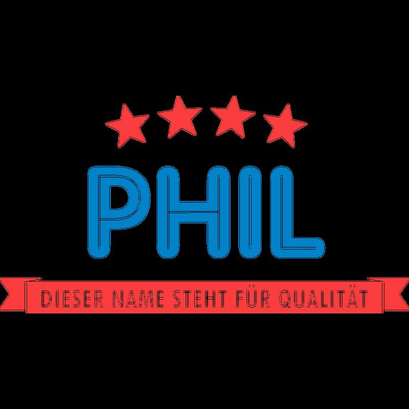 Phil steht für Qualität