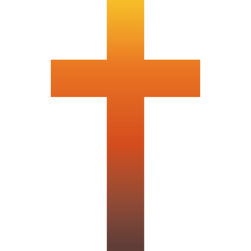 Buntes Kreuz Jesus Christus 1