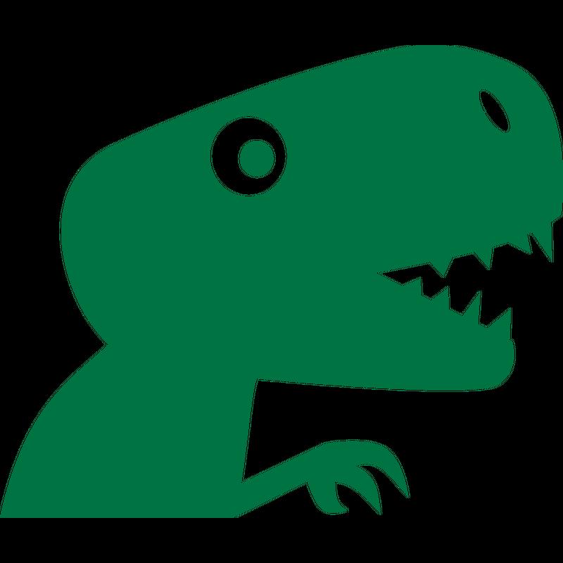 T-Rex Dinosaurier