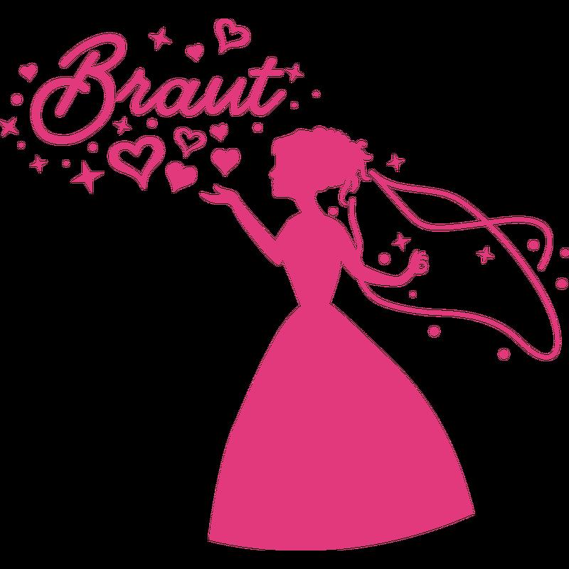 Braut Junggesellin Abschied