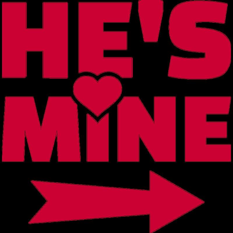 He's Mine Valentinstag