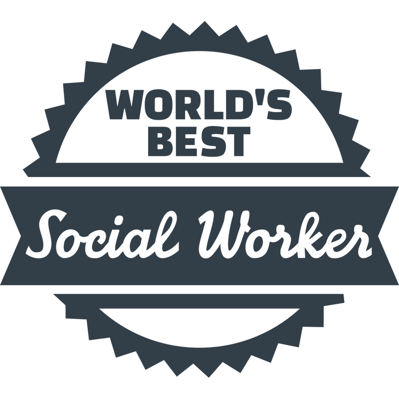 World's best social worker
