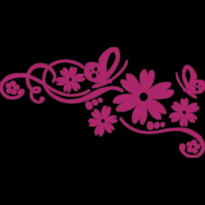 Blüten Tribal