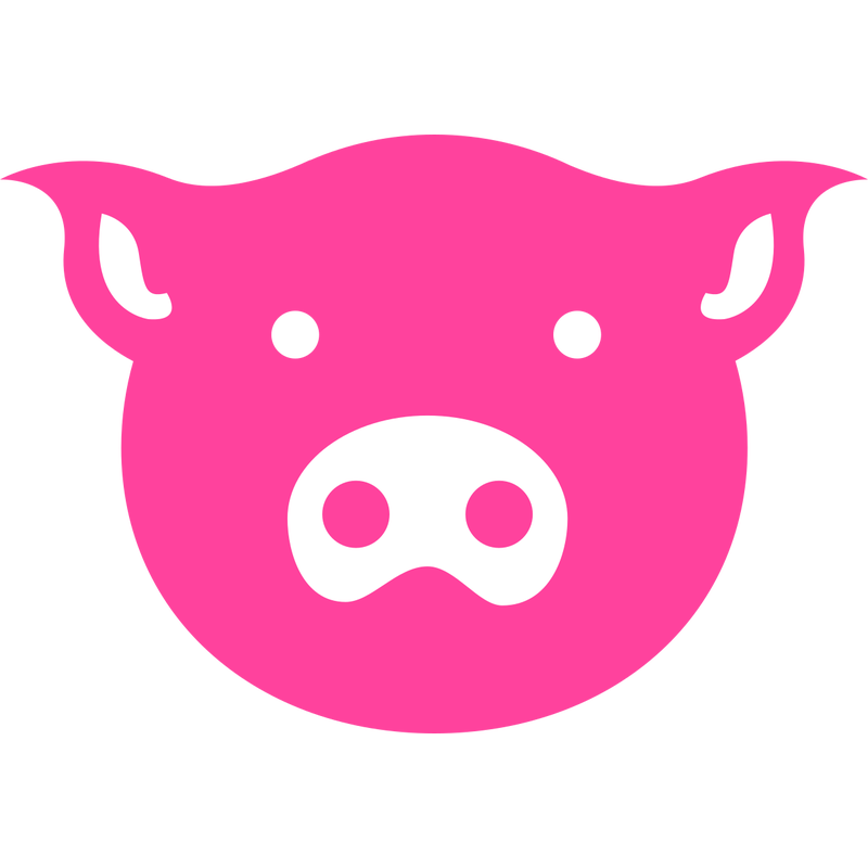 Schweinchen Pig Sau (Color)