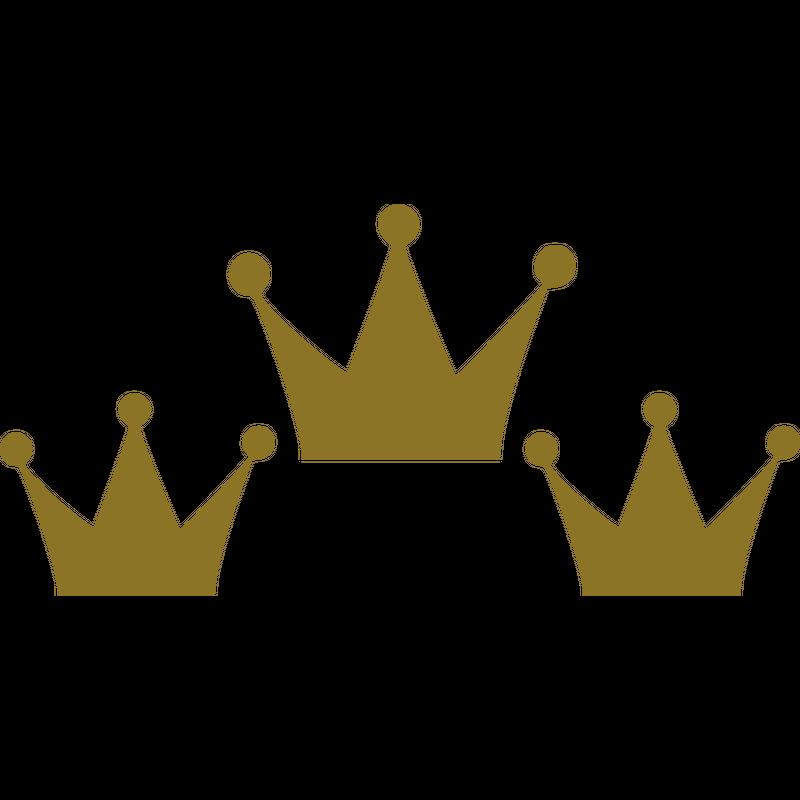 Krone Kronen König Königin