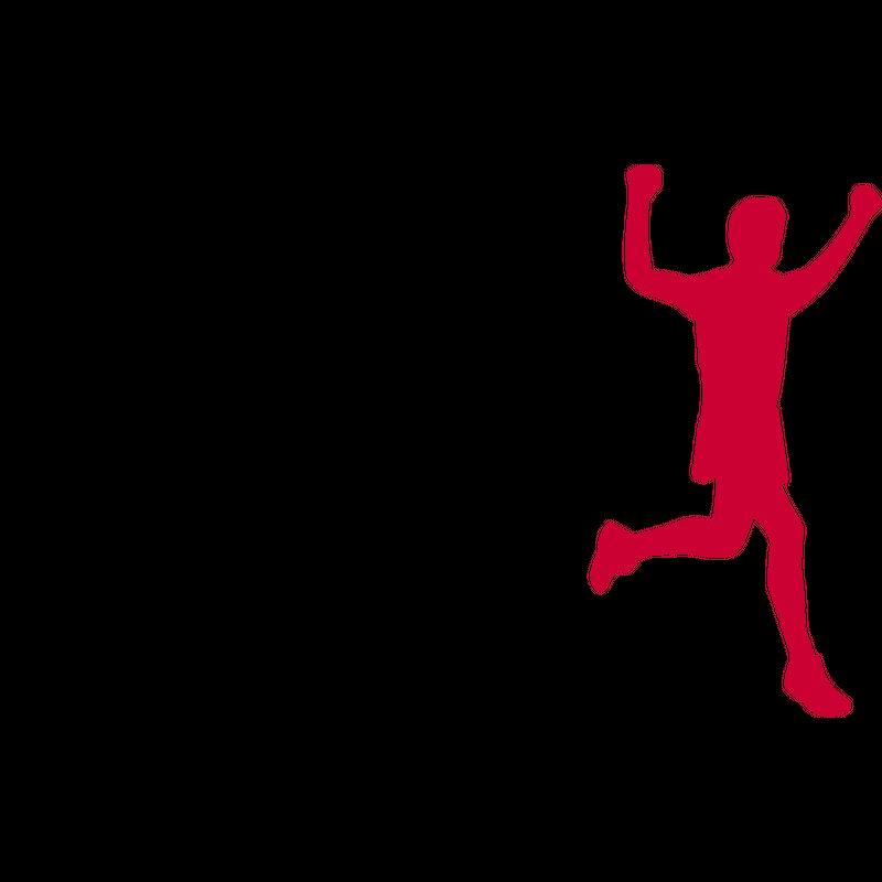 Laufen Läufer Sprinter