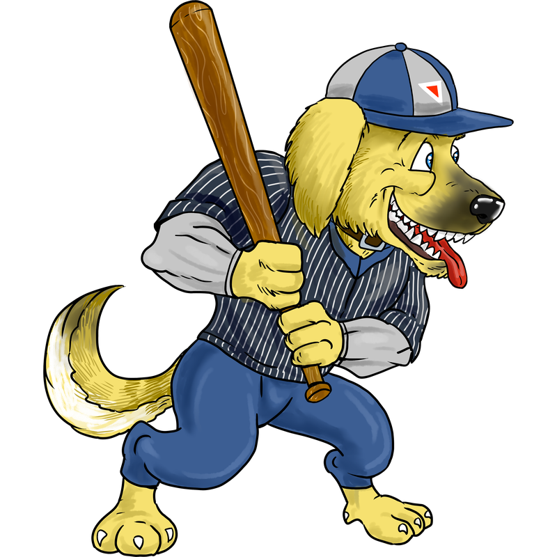 Baseball Hund