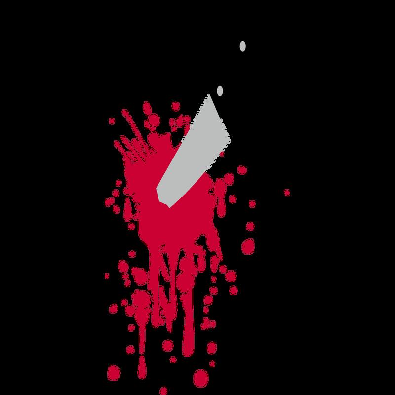 Messer im Herz - Blut Killer