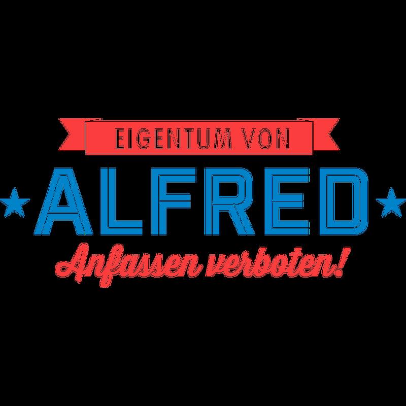 Eigentum von Alfred