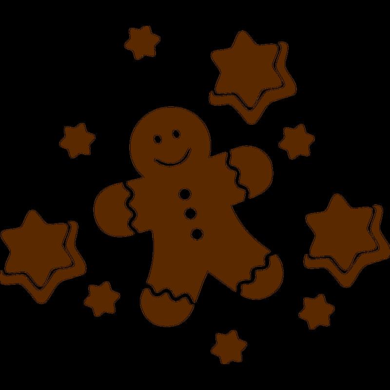 Lebkuchenmann Kekse