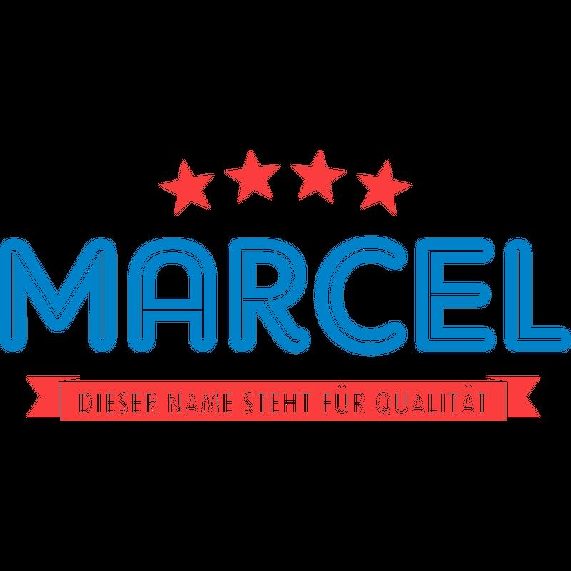 Marcel steht für Qualität