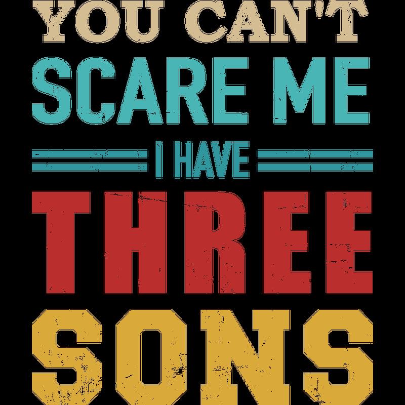 Mama Papa drei Söhne