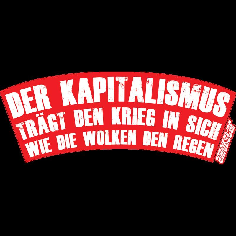 Kapitalismus erzeugt Kriege, Amokstar ™