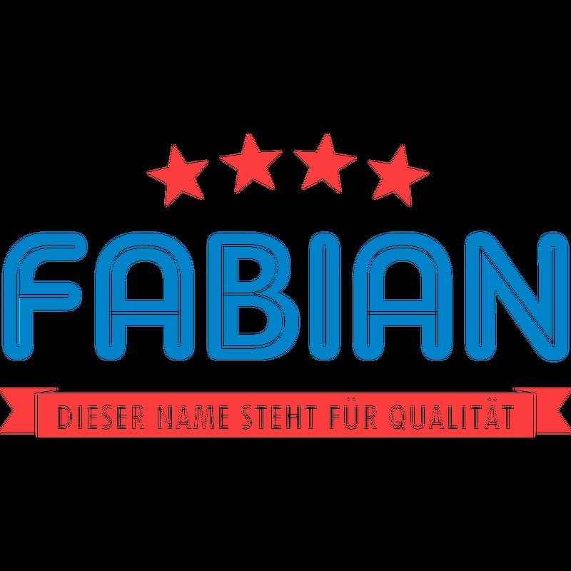 Fabian steht für Qualität