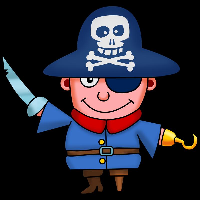 Piratenkapitän