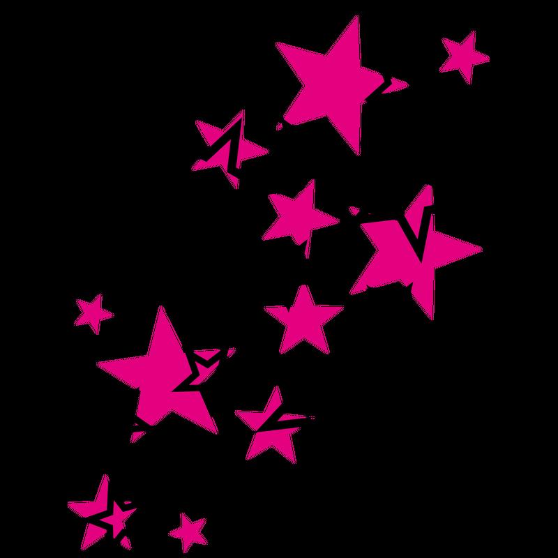 Sterne - Sternchen - Stars