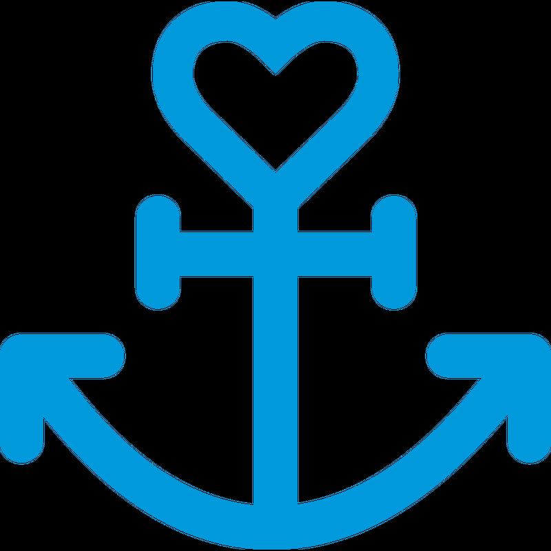 Anker - Glaube Liebe Hoffnung