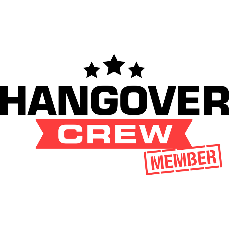 Hangover Crew Himmelfahrt