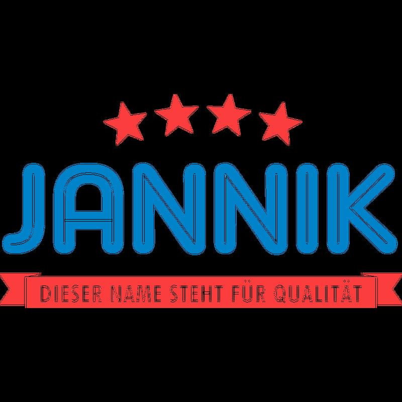 Jannik steht für Qualität