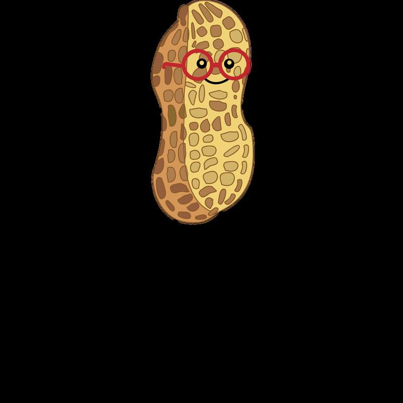 Intelligente Erdnuss