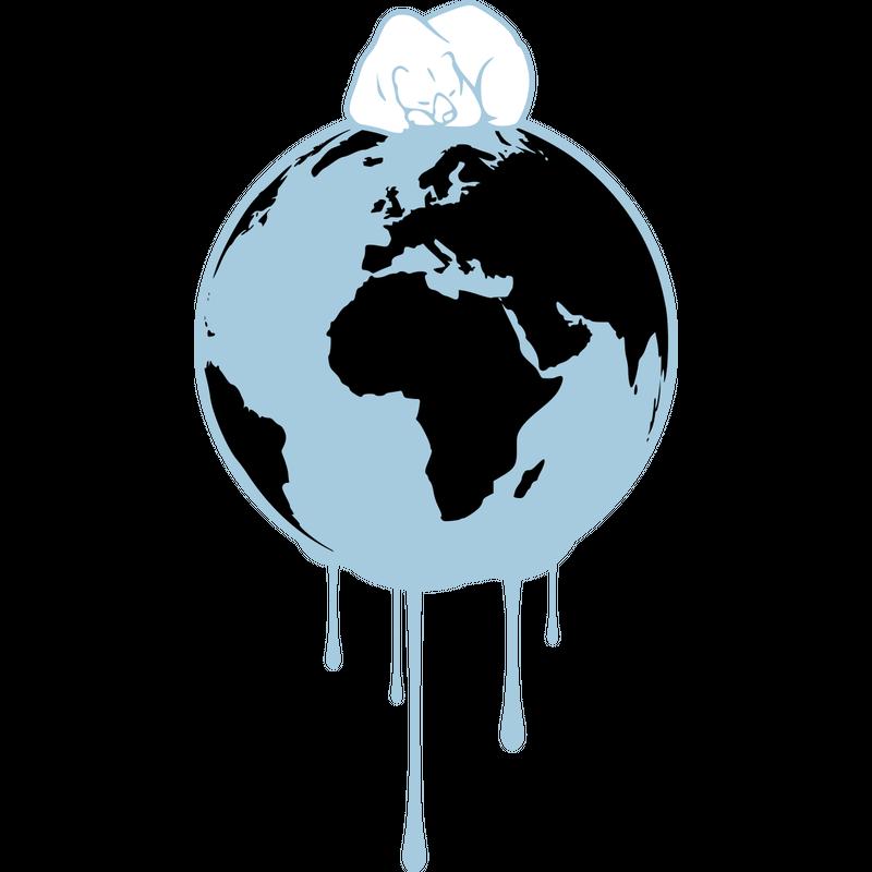 Klima Eisbär Erde