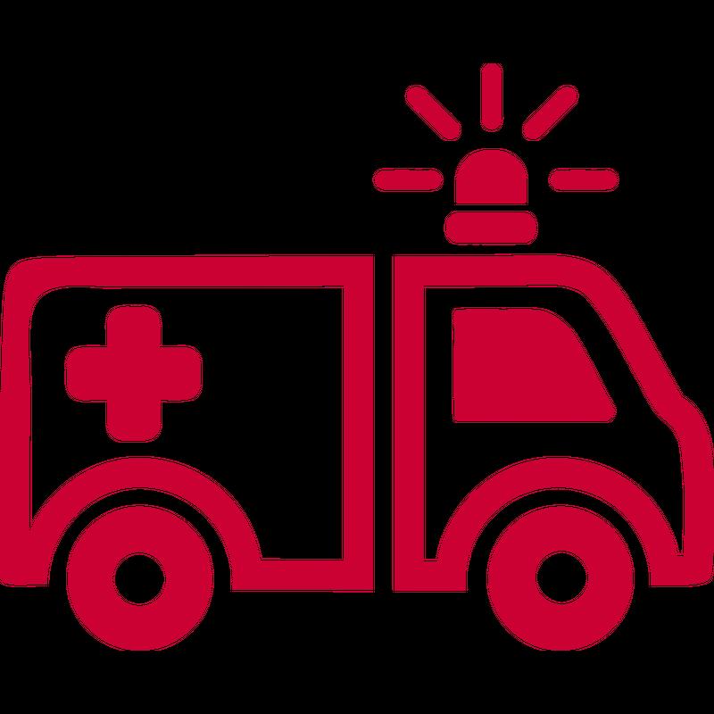 Krankenwagen Ambulanz Notarzt Krankenhaus Arzt Doktor