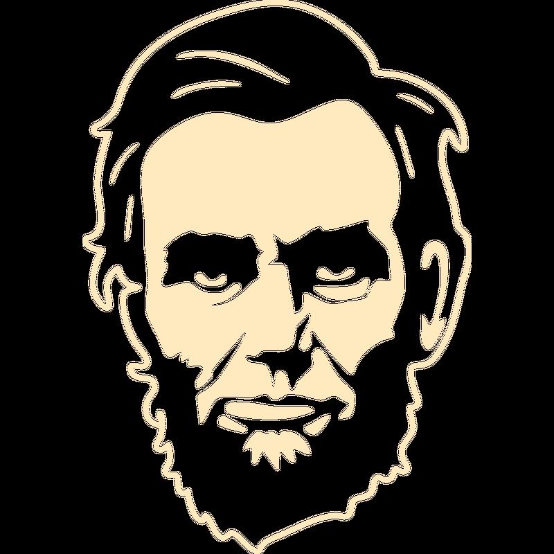 Abraham Lincoln, Pixellamb ™