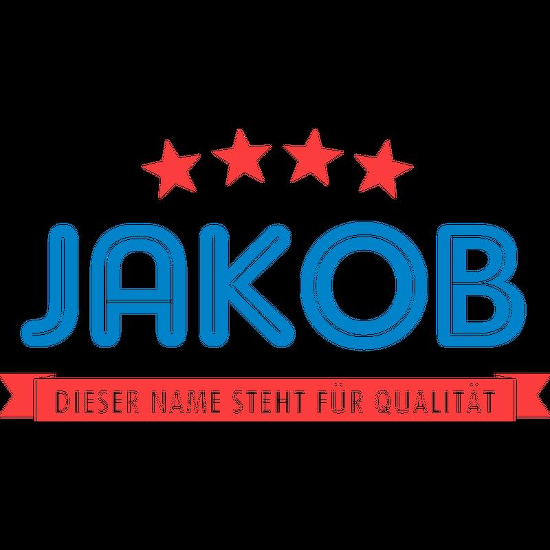 Jakob steht für Qualität