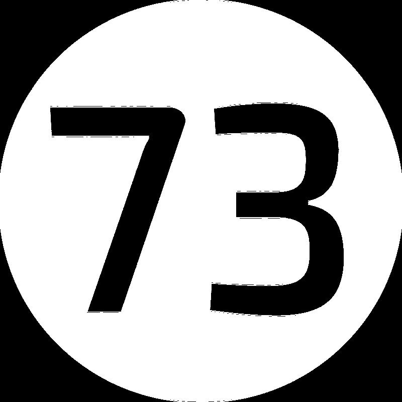 73 Best Number