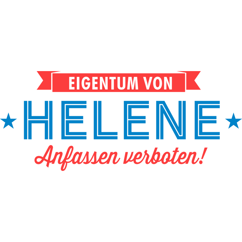 Eigentum von Helene